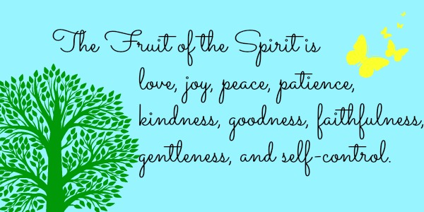 Fruit of Spirit