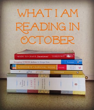 What I'm Reading in October 14