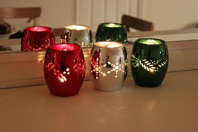 HHT Buffet Tealights