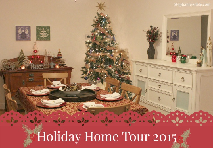 Holiday Home Tour 2015 Banner