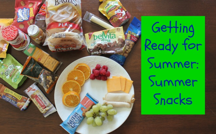 Summer Snacks