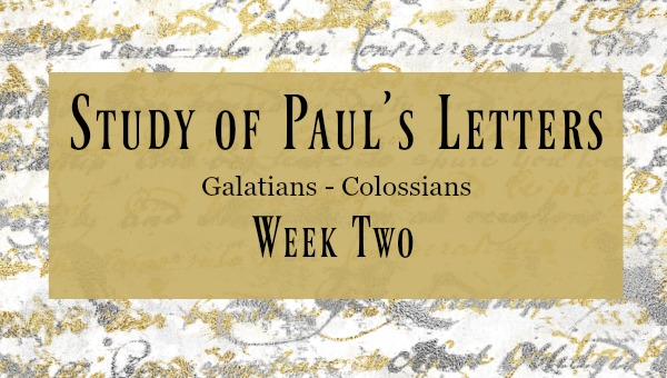 "an analysis of pauls letter to the galatians in the study of the bible Paul's letter to the galatians by jack kelley today we begin a study of paul's letter to the galatians which i've subtitled ""the case against combining law and grace"" scholars are divided as to the date of this letter."